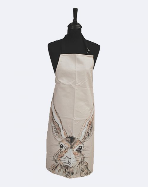 Hare Rabbit Apron