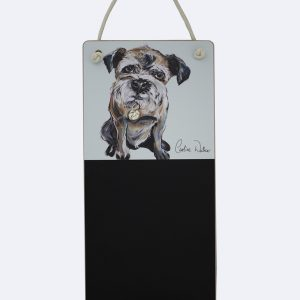 Terrier Dog Chalkboard