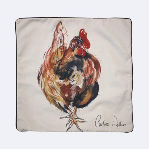 Chicken Hen Cushion