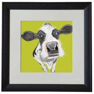 Cow animal print