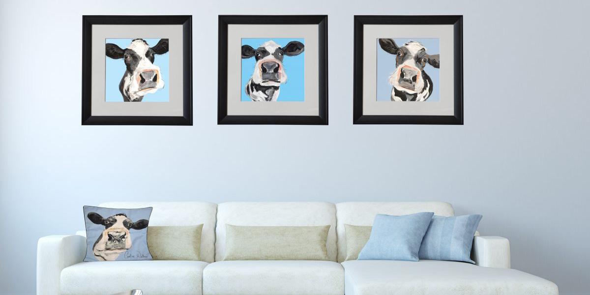 Caroline Walker - Cows